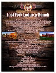 northwest missouri lodging east fork lodge u0026 ranch