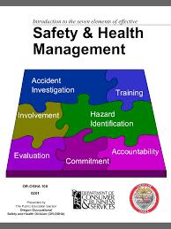 safety u0026 health management