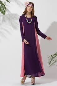 aliexpress com buy muslim women chiffon long dress 2016 new
