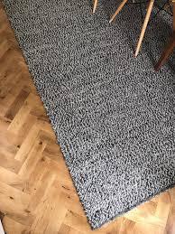 Large Low Pile Rug Ikea Wool Rug Roselawnlutheran