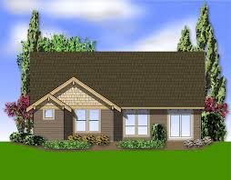 longhurst craftsman ranch home plan 011d 0222 house plans and more