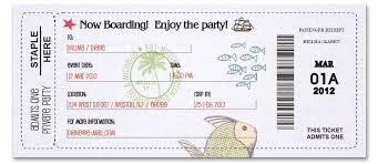 boarding pass invitations boarding pass invite with swirls custom passport invitations