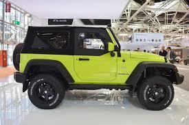 wrangler jeep green jeep wrangler moparone 2016 bologna motor show
