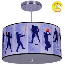 Sports Ceiling Light Firefly Drum Ceiling Light All Sport Baby World Of Stoney Creek