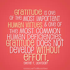 Thanksgiving Quotes Lds I Always Am So Grateful For Everything Do For Me But