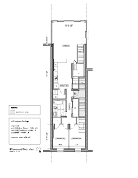 Lenox Floor Plan 136 West 123rd Street 3 Central Harlem 3 Bedroom Condo For Sale