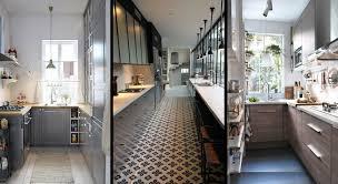 amenager une cuisine en longueur cuisine étroite en longueur ke87 jornalagora