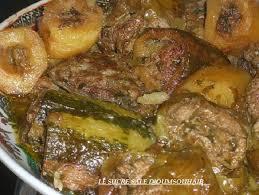cuisine alg駻ienne légumes farcis en sauce dolma algérienne le sucré salé d oum souhaib