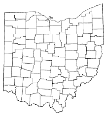 map of counties in ohio file blank county map of ohio png