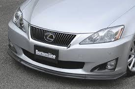 2010 lexus is250 chargespeed lexus is250 is350 bottom line front lip carbon in