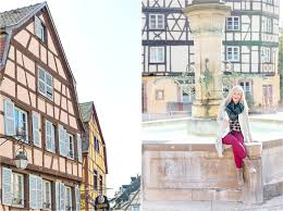 beauty and the beast town what to do in rothenburg strasburg and colmar storybook