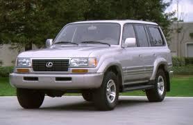 lexus lx450 1996 1997 lexus lx 450 1st generation lexus