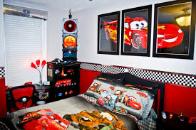 Lighting Mcqueen Bedroom Cars Bedroom Decor With Boys Bedroom Themes With Bedroom