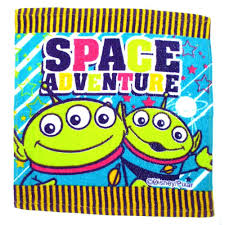 toy story eye squeeze toy alien space adventure print face
