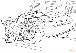 lightning mcqueen coloring pages printable archives