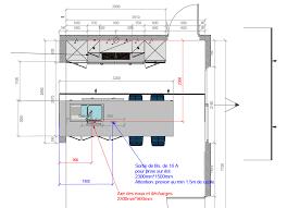 plan cuisine ilot superior petit ilot de cuisine 15 la cuisine construction dune