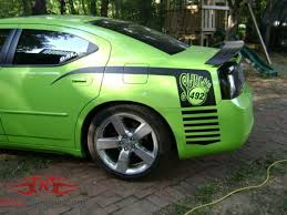 2010 dodge charger bee ridergraphix com 2006 2010 dodge charger stripes graphics decals