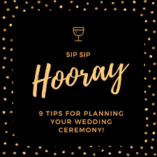 planning a wedding ceremony 9 tips for planning your wedding ceremony b lovely events