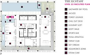facilities tropicana the residences klcc
