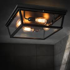 badkamer 1e verdieping loft square outdoor ceiling lights