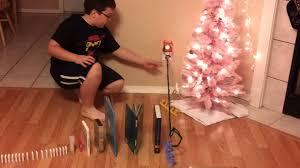 rube goldberg machine turns off christmas lights youtube