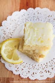 lemon brownies i heart nap time