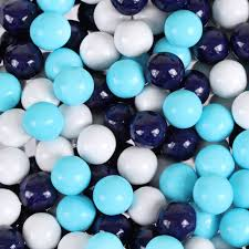 Light Blue Color by Navy Blue Powder Blue U0026 White Sixlets Candy Color Palatte