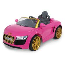 pink audi bling audi r8 parts battery op parts parts