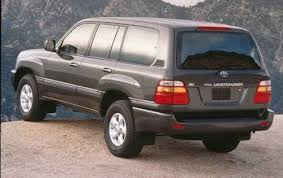 99 toyota land cruiser used 1999 toyota land cruiser for sale pricing features edmunds