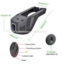 selling novatek 96658 hidden universal dash cam user manual