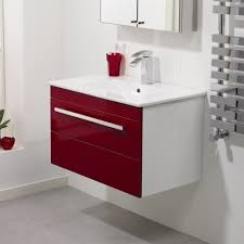 Red Bathroom Cabinets 9 Best Bathroom Images On Pinterest Basins Bathroom Furniture