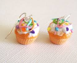 food earrings 136 best food earring images on earrings