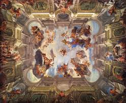 Baroque Ceiling by Andrea Pozzo Deeds Of Hercules And His Apotheosis 1704 1708
