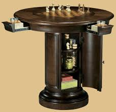 pubga e howard miller ithaca pub game table 699 010