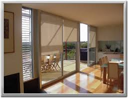 Horizontal Blinds Patio Doors Horizontal Blinds For Sliding Glass Doors Shades Door Home