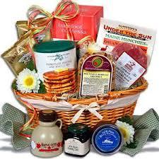 breakfast gift baskets breakfast gift basket easter gift basket ideas order easter