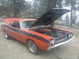 1970 dodge challenger hemi for sale 1970 challenger ta factory hemi orange for sale photos technical