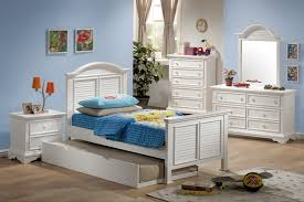White Bedroom Furniture Sets Coaster Furniture Merlin Collection White Bedroom Set Twin Bed