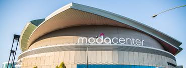 moda center rose quarter rose quarter