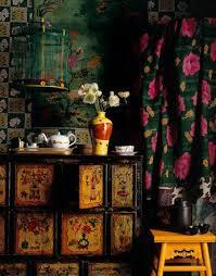 Vardo Interior Eye For Design Decorating Gypsy Chic Style