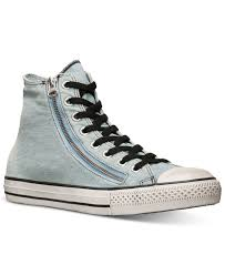 converse men u0027s chuck taylor all star double zip casual sneakers