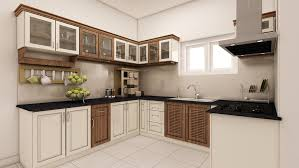 Latest Kitchen Cabinet Design Of Late Latest Kerala Model Wooden Kitchen Cabinet Designs Wood