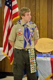Eagle Scout Flag Whippany Park High Sophomore Achieves Eagle Scout Rank