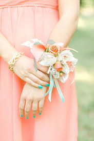 Corsages For Homecoming The Perfect Wrist Corsage For Prom