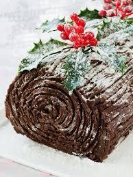 christmas chocolate yule log cake u2013 cheap easy recipe for happy
