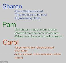 Suburban Mom Meme - guide to the six suburban white mom stereotypes has the internet