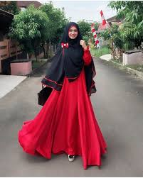 model baju 17 model baju pesta muslim 2018 edisi gaun pesta muslimah elegan