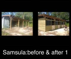 Horse Barn Builders In Florida Horse Barn Construction Contractors In Eustis Fl Post Frame