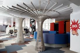 Cool Office Space Ideas by An Ad Agency U0027s Seriously Surprising New Office Space Design Milk