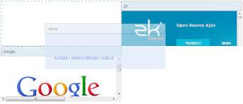 zk horizontal layout zk zk component reference layouts portallayout documentation